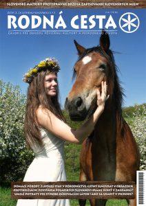 časopis Rodná cesta